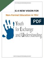 QA Framework for NFE YEUs Adaptation