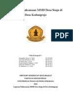 Laporan MMD PKM