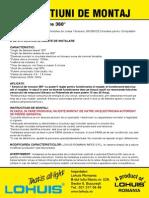 Fisa Tehnica Senzor Prezenta 360 Grade 1007095 i