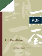Nishitani Keiji On Buddhism  2006.pdf