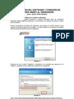Instalación del Software y Conexion de la Pizarra Smart al Ordenador