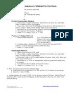 General Immunohistochemistry Protocol