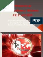 Presentación del ministerio  Fe y Acción.ppt