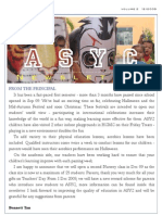 ASYC Newsletter Vol 2 (EL)