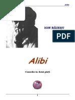 Ion Baiesu - Alibi [v. 1.0]