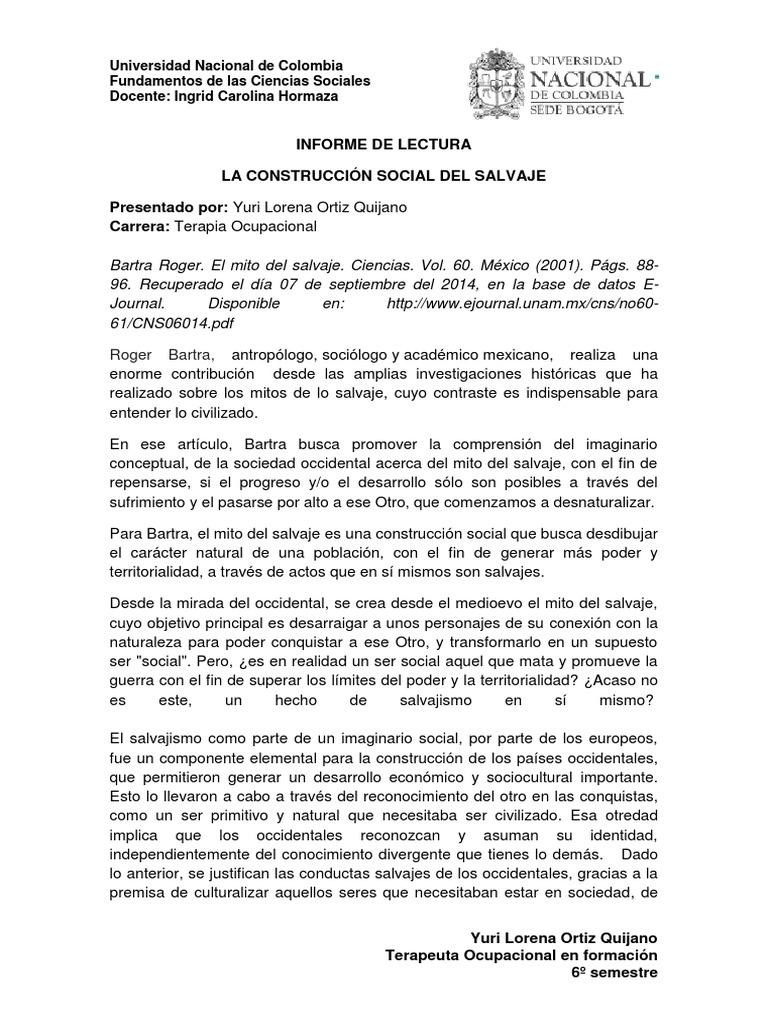LA CONSTRUCCIÓN SOCIAL DEL SALVAJE.docx