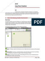 Week 6 - Project 1 - Drawing View Creation.pdf