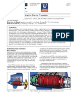 The v-POD - A New, Attractive Electric Propulsion (Paper)