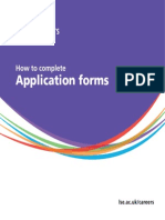 Application Forms Lse Brochure