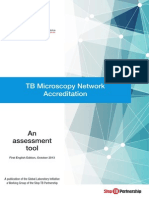 TBMicroscopy Network Accreditation Web