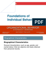 OB11_02st Foundations of Individual Behavior
