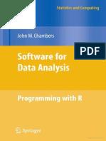 Software for Data Analysis-programming Using R