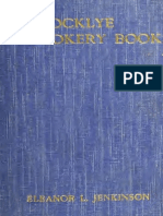 1909 - The Ocklye Cookery Book