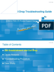 FDD LTE Call Drop Troubleshooting Guide