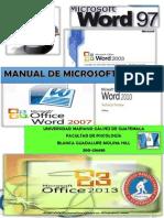 manual de word 2013 umg