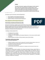 Securities Market Division