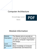 Computer+Architecture