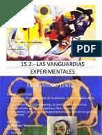 vanguardias  siglo xx arte  y literatura