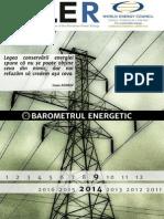 VLER - Barometrul Energetic / septembrie 2014