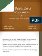 3rd Principle of Economics (1)