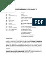 UNIDAD DE APRENDIZAJE II - 2010 cta ultimo REPROGRAMADO.doc