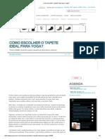 Como escolher o tapete ideal para Yoga_.pdf
