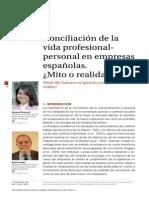 Conciliación de la Vida Profesional-Personal en Empresas Españolas - Mito o Realidad.pdf