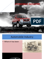 Auto market analysis