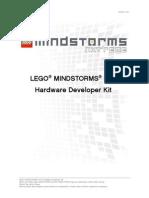 Lego Mindstorms Nxt Hardware Developer Kit