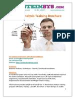 Business Analyst Trainer