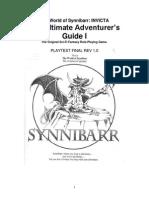 Synnibarr Invicta Uag i Playtest Final Rev 1.0