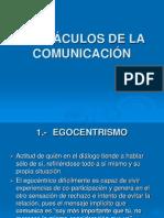 OBSTÁCULOS DE LA COMUNICACIÓN 2014.ppt