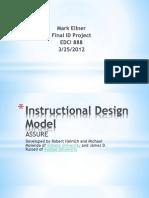 id final project assure