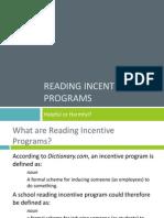 reading incentive programs