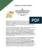 Las distorsiones cognitivas Faviola.doc