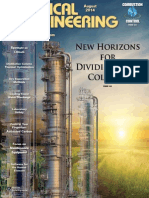 Chemical engineering August 2014