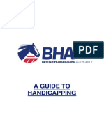 Guide to Handicapping