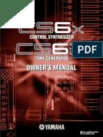 CS6x Owner's Manual.PDF