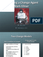 change agent presentation