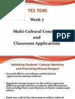 7040 wk 7 lec2  classroom concepts
