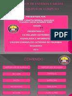 DISPOSITIVOS DE ENTRADA Y SALIDA DE LOS EQUIPOS.pptx