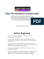 1 - Lightstreams Glass Tile Installation Guide - English_2