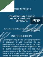 PPT Portafolio 2, Ortografia facebook.ppt