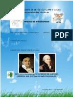 Formulaciones de Leyes Gauss y Coulomb