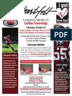 FNL Costa Mesa High School Heartfelt Cardiac Screening