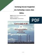 Kajian tentang kesan kegiatan manusia terhadap cuaca dan iklim.docx
