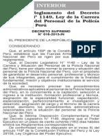 4 Reglamento del Decreto legislativo n° 1149 ds 016-2013.PDF