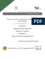 Delgadillo Rayas - Práctica con puente rectificador de media onda y de onda completa.pdf