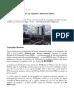 Expedientes   24 de Agosto de 2014   Modelo hondureña se quedó con 9.2 millones del desfalco al IHSS.docx