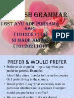 presentasi grammar